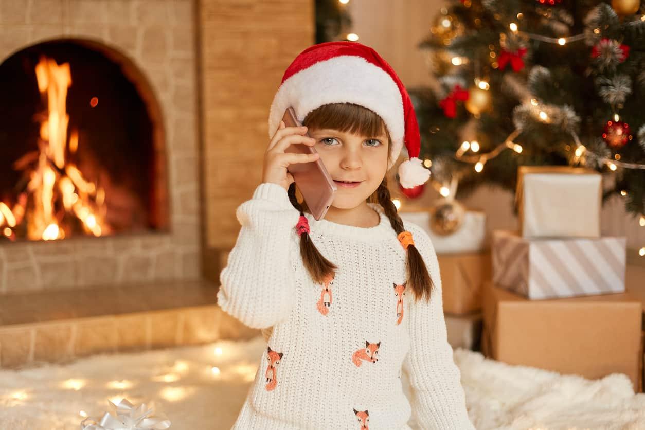 Téléphone au Père Noël